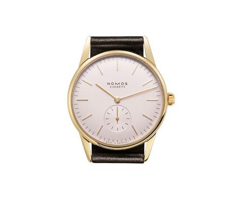 часы Nomos Orion Gold rosé