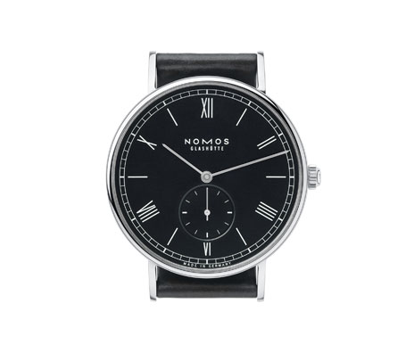 часы Nomos Ludwig Automatik anthrazit