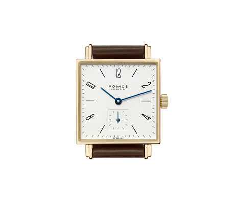 часы Nomos Tetra Gold