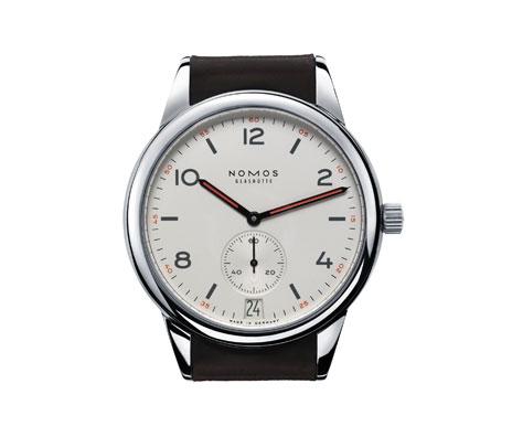 часы Nomos Club Automat Datum