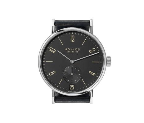 часы Nomos Tangomat Ruthenium Datum