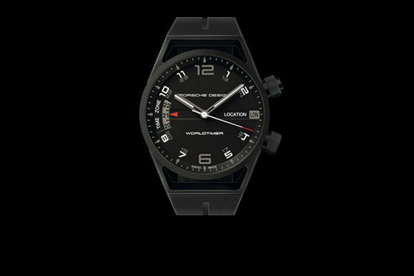 часы Porsche Design Worldtimer