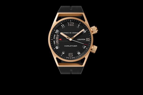 часы Porsche Design Worldtimer