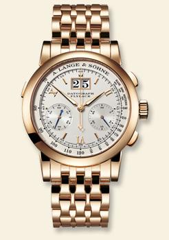 часы A. Lange & Sohne Datograph