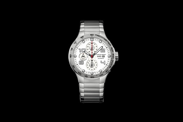 часы Porsche Design Flat Six Automatic Chronograph
