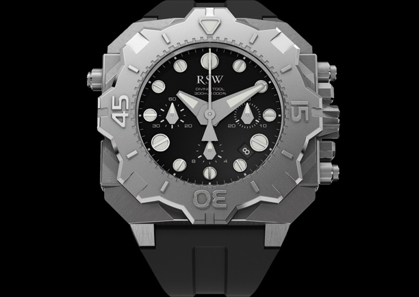 ���� RSW Diving Tool Chronograph