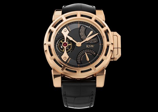 часы RSW High King Tourbillon