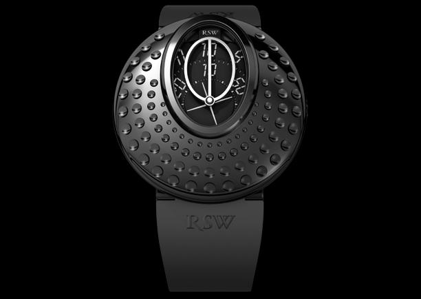 часы RSW Moonflower