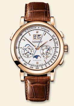 часы A. Lange & Sohne Datograph Perpetual