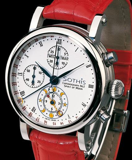 часы Sothis SPIRIT OF MOON