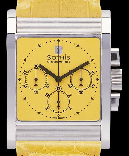 часы Sothis BIG BRIDGE