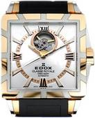 часы Edox Classe Royale Open Heart Automatic