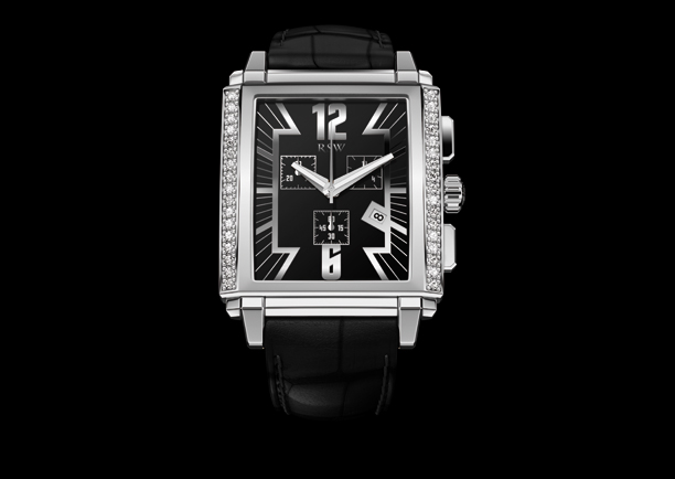 часы RSW Hampstead Chronograph