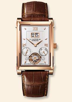 часы A. Lange & Sohne Cabaret Tourbillon