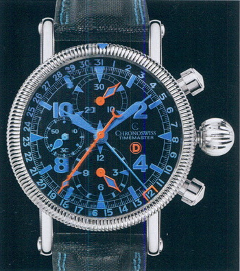 часы Chronoswiss Timemaster Chnnograph Nighthawk