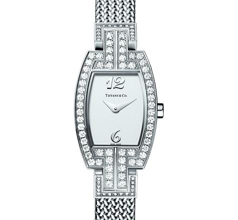 часы Tiffany & Co Tonneau