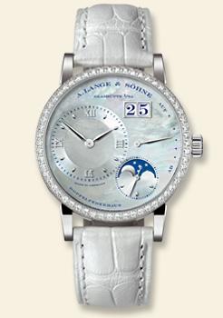 часы A. Lange & Sohne LITTLE LANGE 1 MOONPHASE
