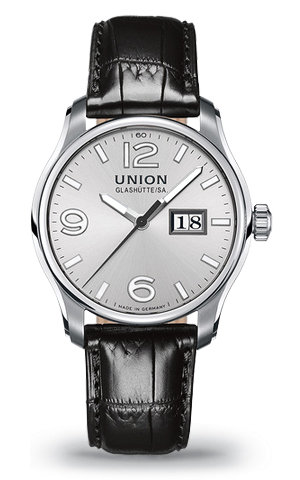 ���� Union Glashutte Big date