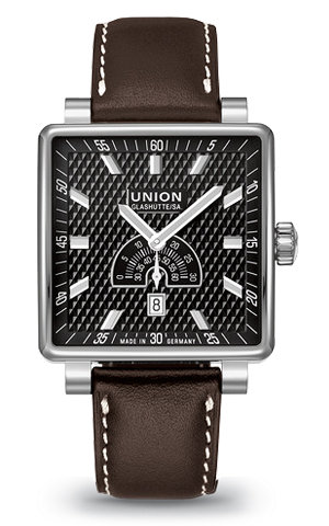 ���� Union Glashutte Small second