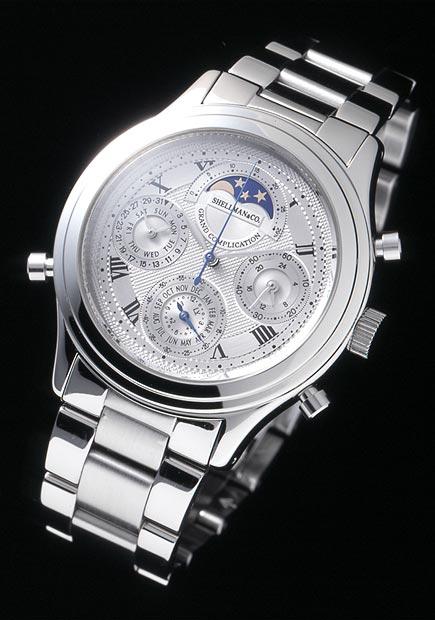 часы Shellman Grand Complication