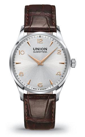 часы Union Glashutte Noramis 40mm