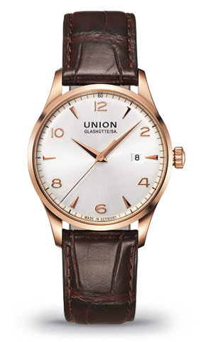 часы Union Glashutte Noramis 40mm