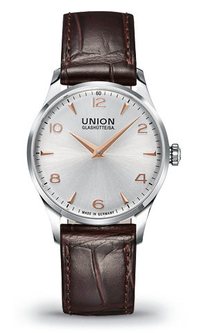 часы Union Glashutte Noramis 34mm