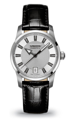 часы Union Glashutte Date