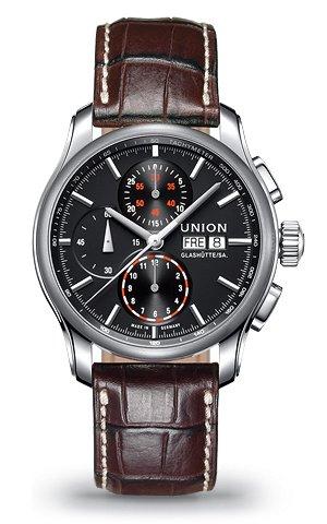 часы Union Glashutte Chronograph