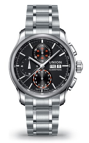 часы Union Glashutte Chronograph