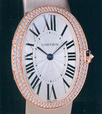 часы Cartier Baignoire de Cartier LM