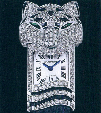 часы Cartier Panthere Secrete de Cartier