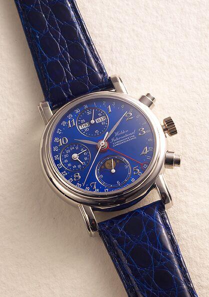 ���� Waldan International Chronograph Chronometer