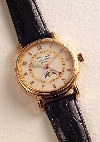 часы Waldan International Astronic Chronometer