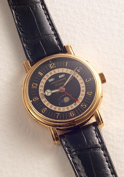 часы Waldan International Astronic Chronometer