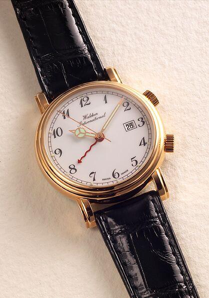 часы Waldan International Retro Alarm