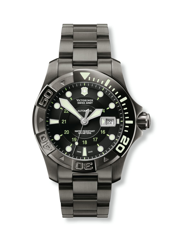 часы Victorinox Swiss Army Dive Master 500 Mecha
