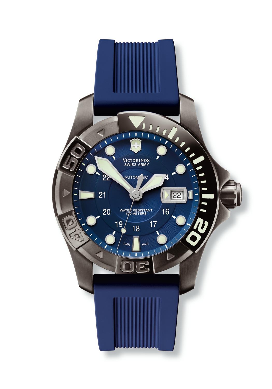 часы Victorinox Swiss Army Dive Master 500 Black Mecha