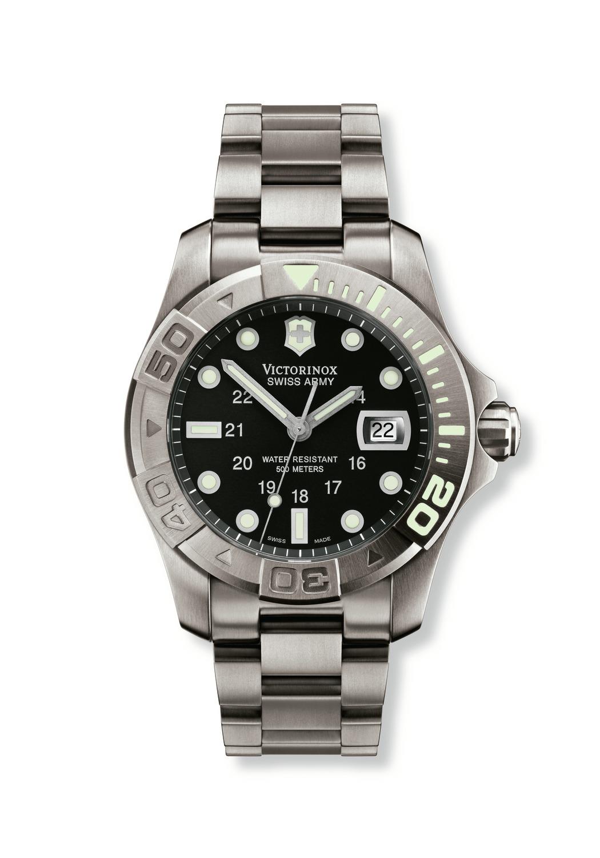 часы Victorinox Swiss Army Dive Master 500 Titanium