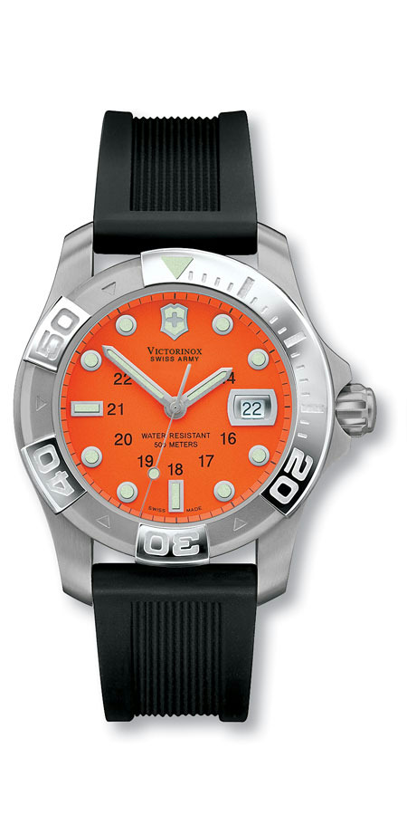 часы Victorinox Swiss Army Dive Master 500