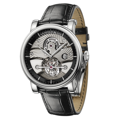 часы Arnold & Son Black gold