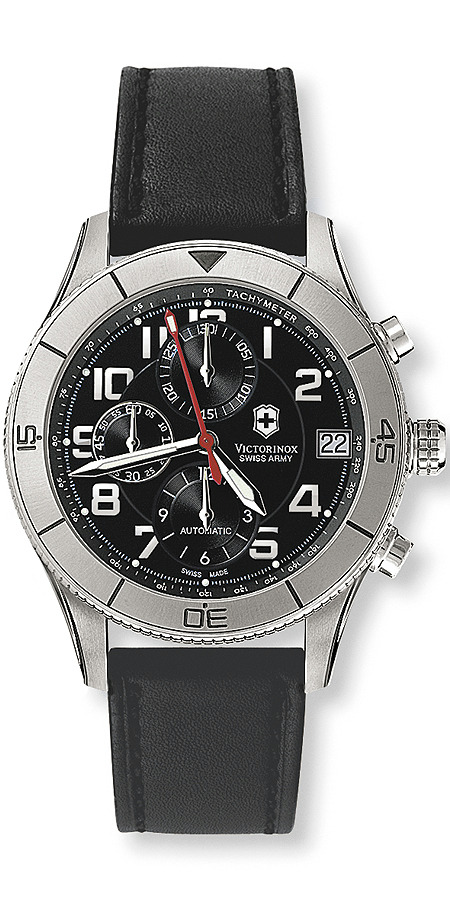 часы Victorinox Swiss Army Ambassador Clous de Paris Chrono