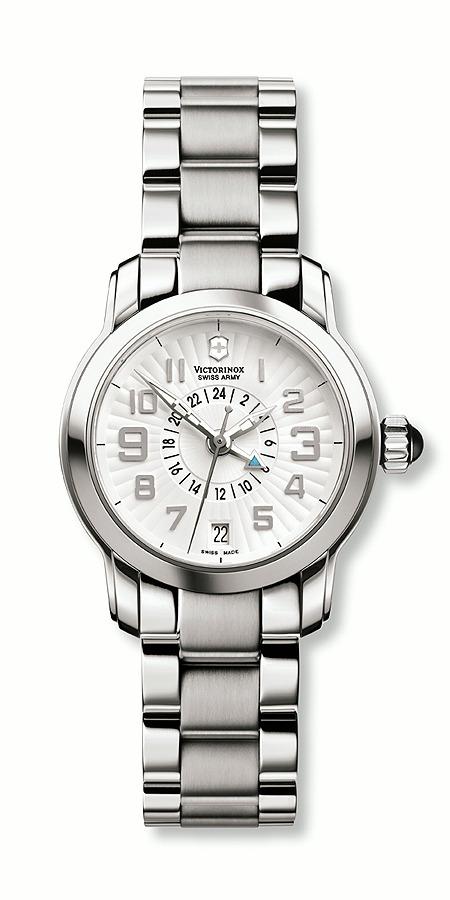 часы Victorinox Swiss Army Vivante 2nd Time Zone