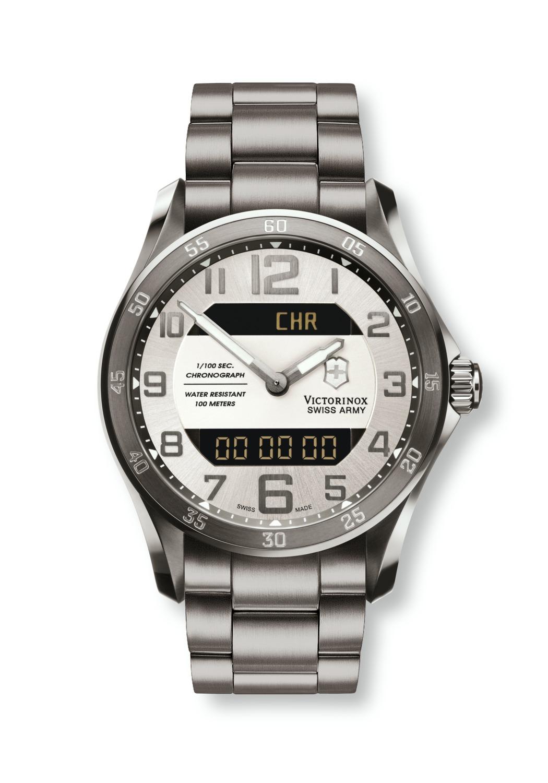 часы Victorinox Swiss Army Chrono Classic XLS MT