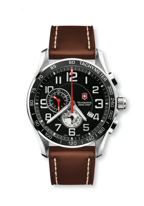часы Victorinox Swiss Army Chrono Classic XLS Alarm