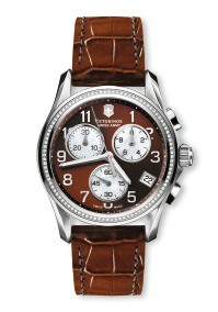 часы Victorinox Swiss Army Chrono Classic Lady Diamonds