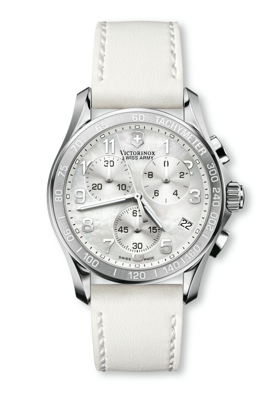 часы Victorinox Swiss Army Chrono Classic Lady