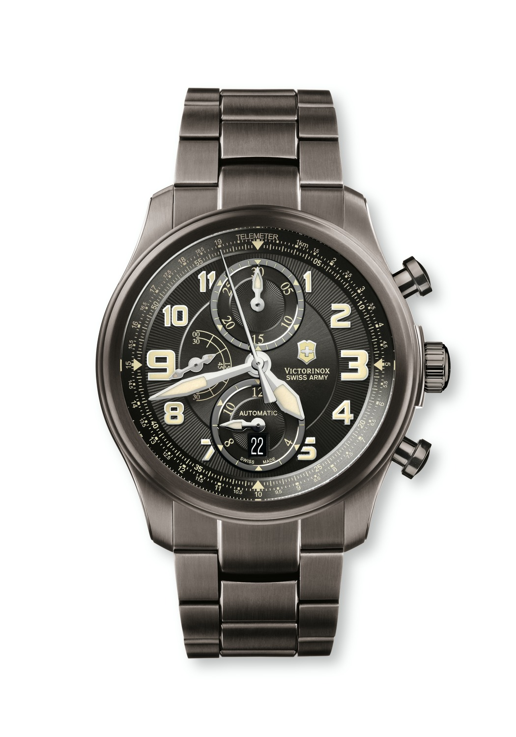часы Victorinox Swiss Army Infantry Vintage Chrono Mechanical