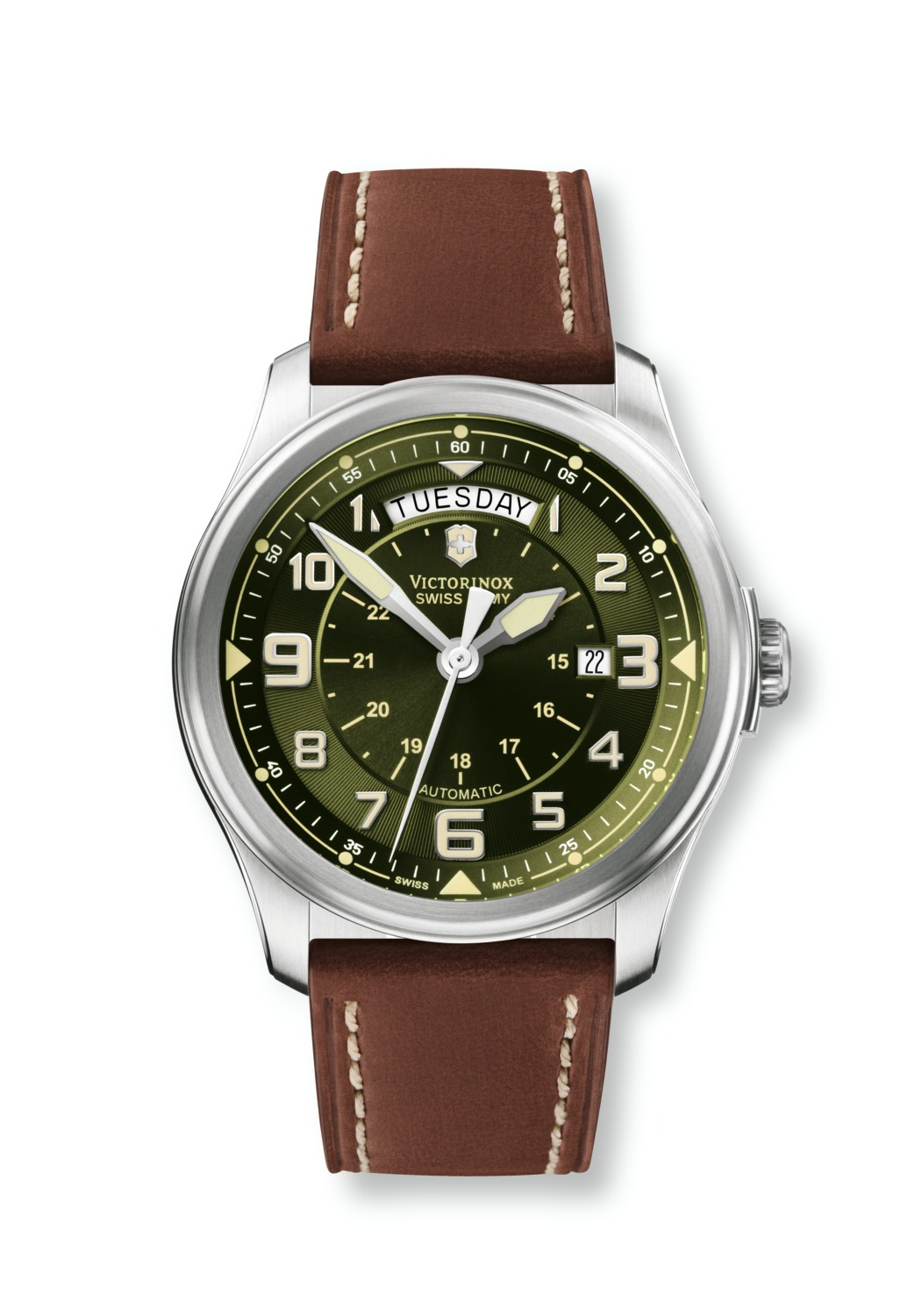 часы Victorinox Swiss Army Infantry Vintage Day & Date Mecha