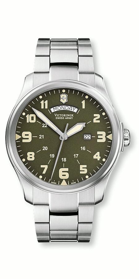 часы Victorinox Swiss Army Infantry Vintage Day & Date